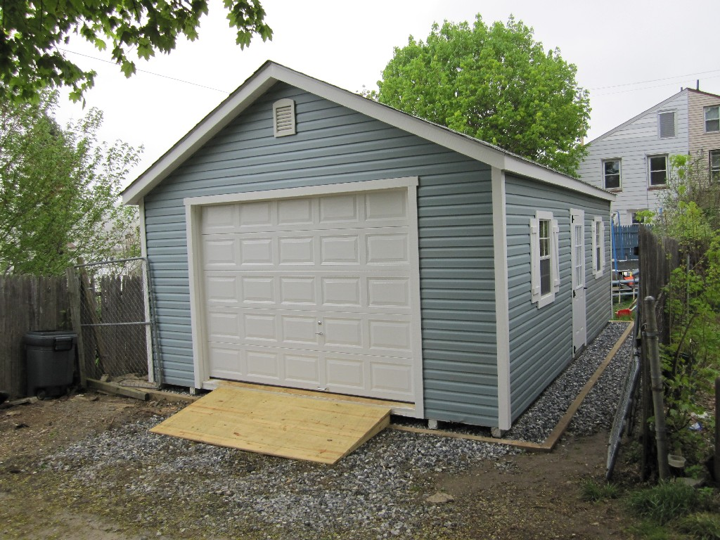less unlimited maine erie pre assembled wisconsin garages prefabricated space house prefab and pa storage plans garage pittsburgh more amish for get she life buildings with design wood sheds