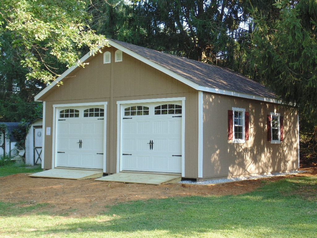 outside of outdoor storage size garages garage buildings amish sheds shed from tool