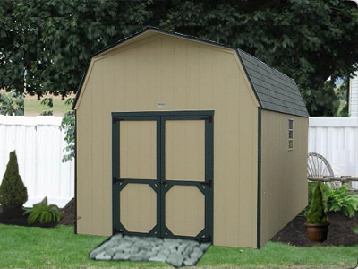 Maryland Sheds By The Amish Sold And Delivered To