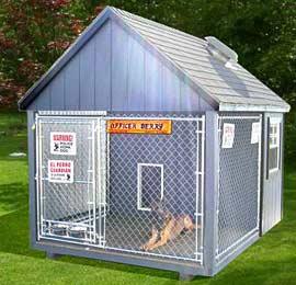 amish dog kennels for sale
