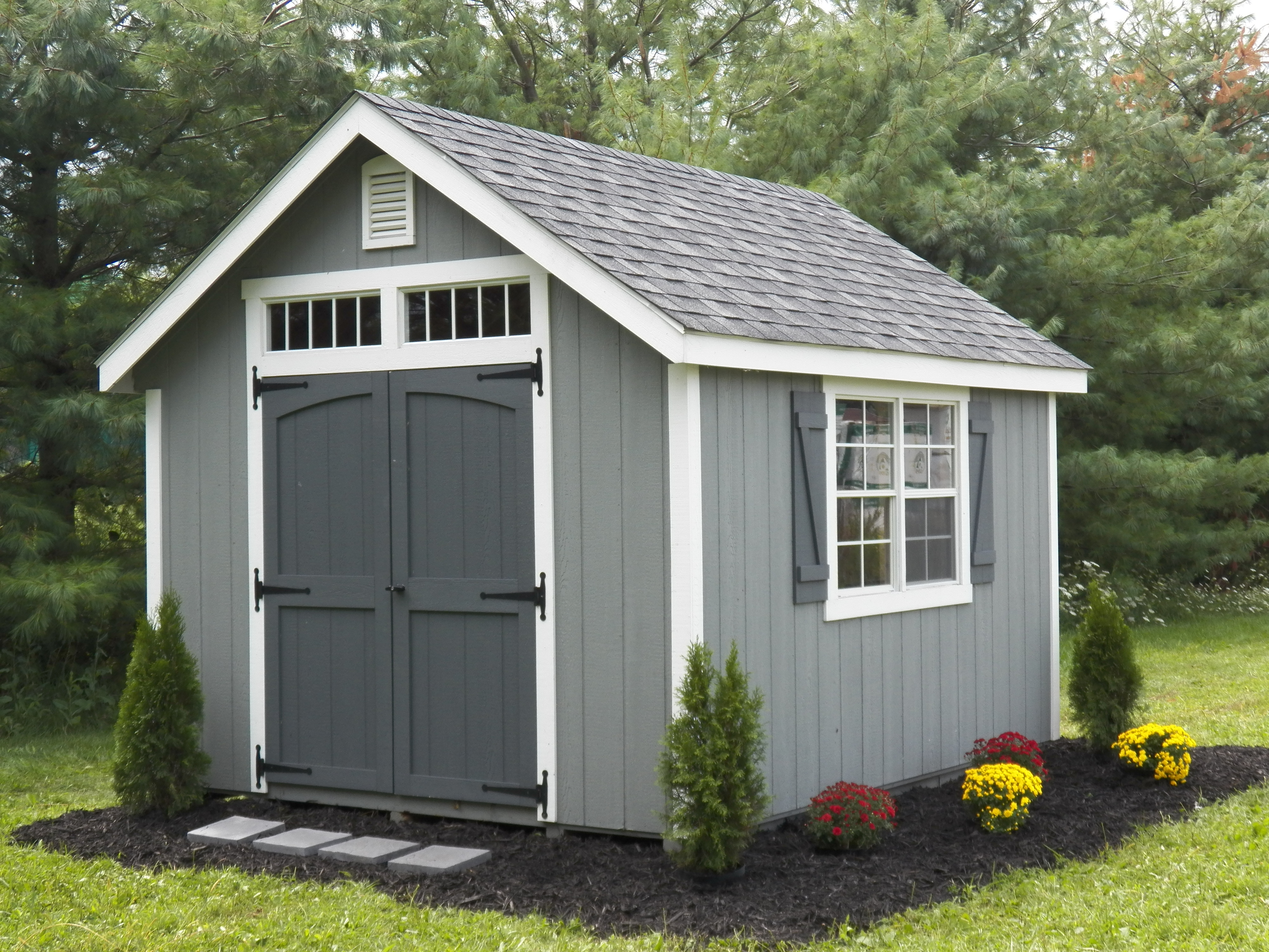 we can build anything to suit your needs - Garden Sheds Northern Virginia